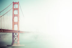 ©2011 Mike Temple Photography | Golden Gate Bridge in the fog