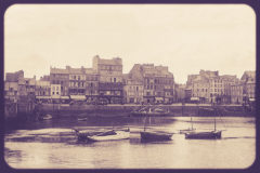 ©2018 Mike Temple Vintage Photography | Cherbourg quayside